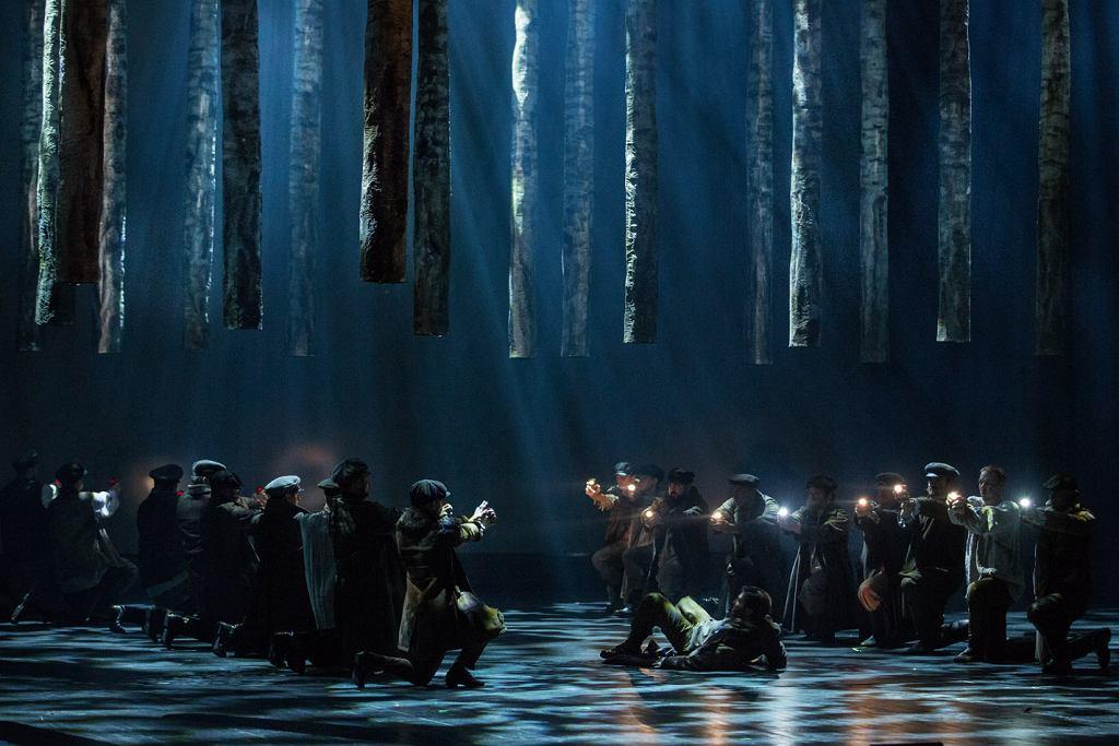 Musical 'Doktor Żywago' w Operze i Filharmonii Podlaskiej w Białymstoku