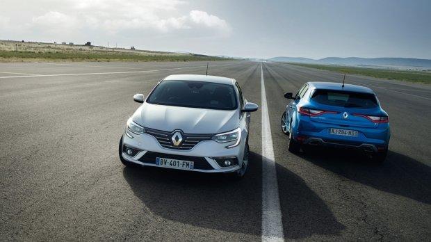 Renault Megane | Pełny cennik | Tańsze niż konkurencja
