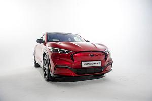Opinie Moto.pl: Ford Mustang Mach-E - pierwsze wrażenie i duża galeria. Będzie o nim głośno