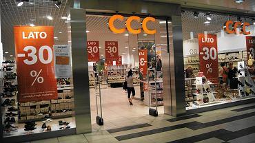 CCC zaliczyło najlepszy dzień w historii. Rekordy sprzedaży po otwarciu galerii
