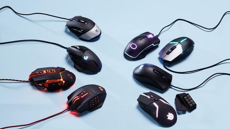 Myszy gamingowe