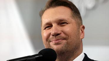 Przemysław Czarnek zachwycony poziomem edukacji w Polsce. 'Najlepszy w Europie'