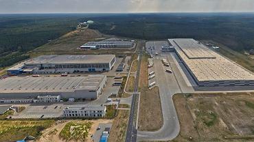Park przemysłowy w Bydgoszczy