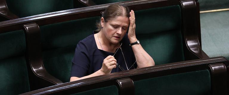 Krystyna Pawłowicz o