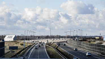 Nieczynne bramki na autostradzie A2 przeznaczone do likwidacji