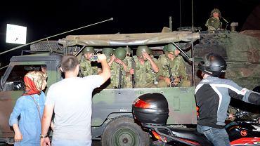 Wojskowy zamach stanu w Turcji
