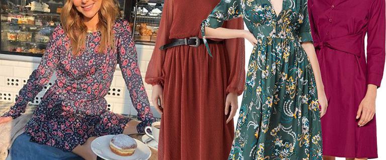 Sukienki na wiosnę 2019. Te modele idealnie sprawdzą się na Wielkanoc