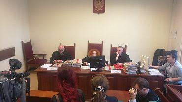 Rozprawa w Sądzie Okręgowym w Katowicach