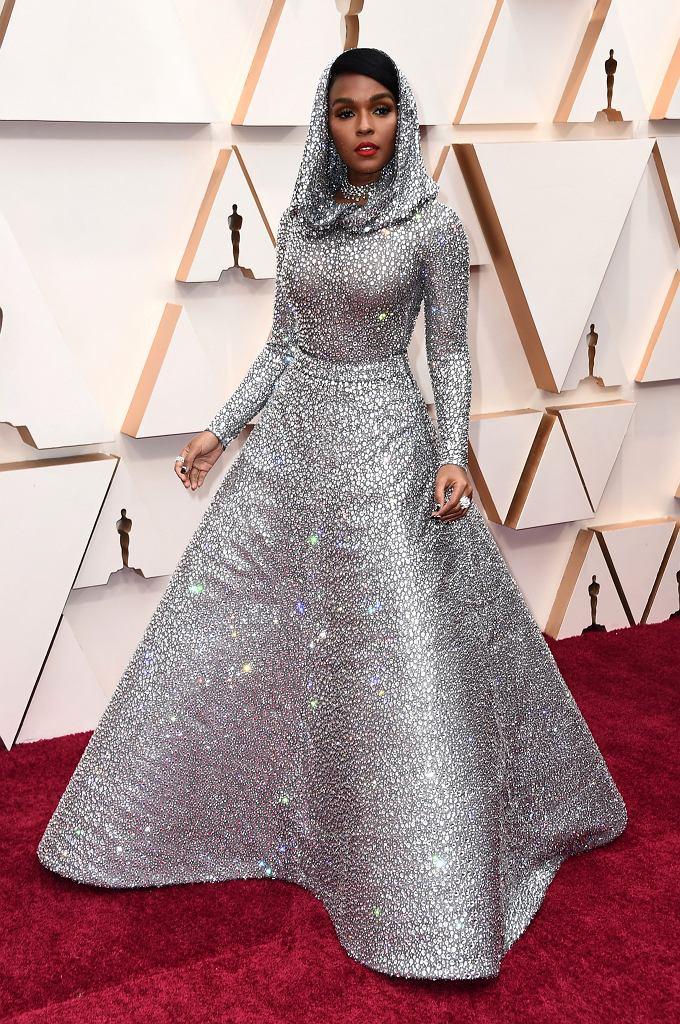 Oscary 2020 - czerwony dywan. Janelle Monae