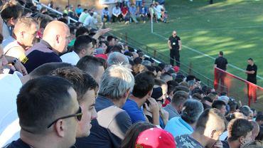 Dwa tysiące kibiców oglądało ostatni sparing FK Sarajewo przed meczem z Lechem Poznań w Lidze Mistrzów