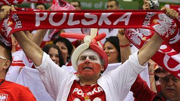 A to już bardzo głośni kibice reprezentacji Polski!