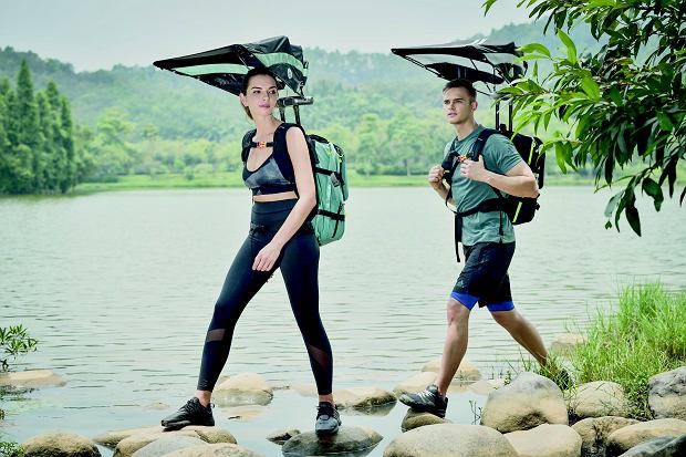 EZ FunShell Backpack
