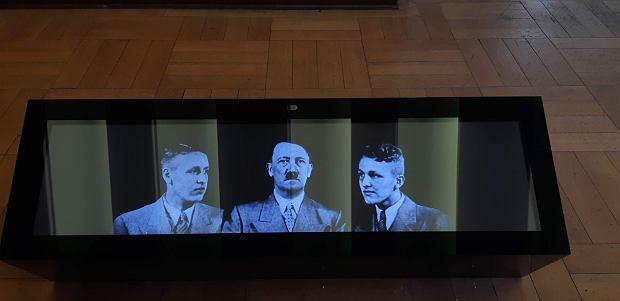 Adolf Hitler - ulubiony gość żony Siegfrieda Wagnera, syna Ryszarda. W ich domu wszystko o tym przypomina