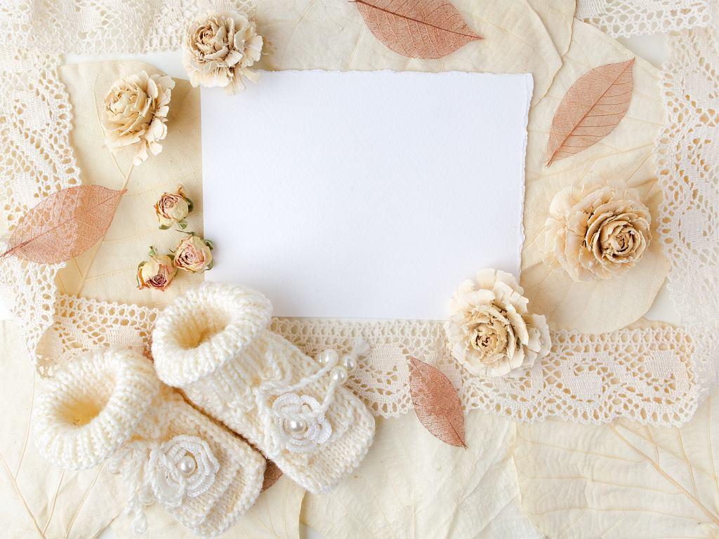 Życzenia na chrzest można napisać samodzielnie. Zdjęcie poglądowe, vetre/shutterstock.com
