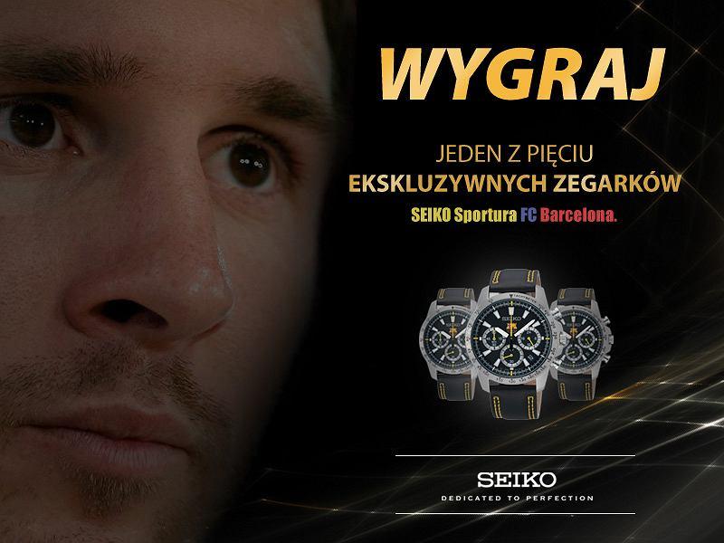 Konkurs Sport.pl i SEIKO