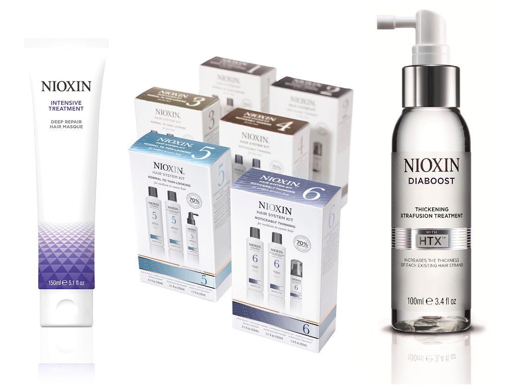 Nioxin kosmetyki