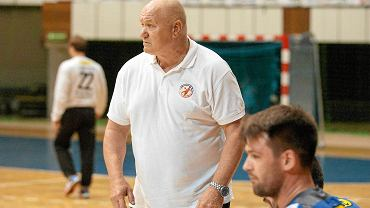 Giennadij Kamielin, trener Warmii Traveland Olsztyn