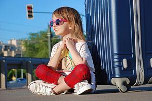 Sprytne posunięcia, które uratują Twoją podróż z dzieckiem.