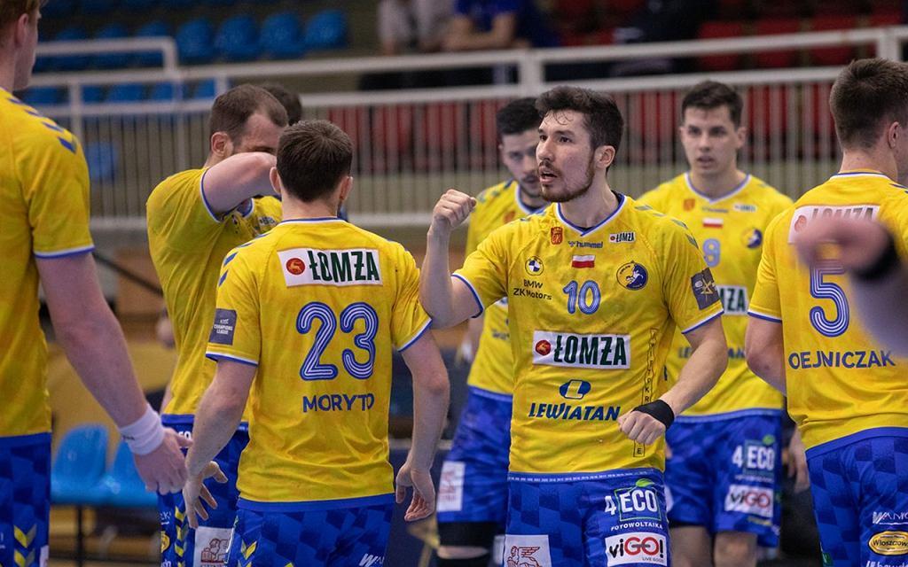 Mecz MOL-Pick Szeged - ŁOmża Vive Kielce