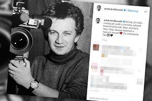 Antoni Królikowski wykonał piękny gest po śmierci taty