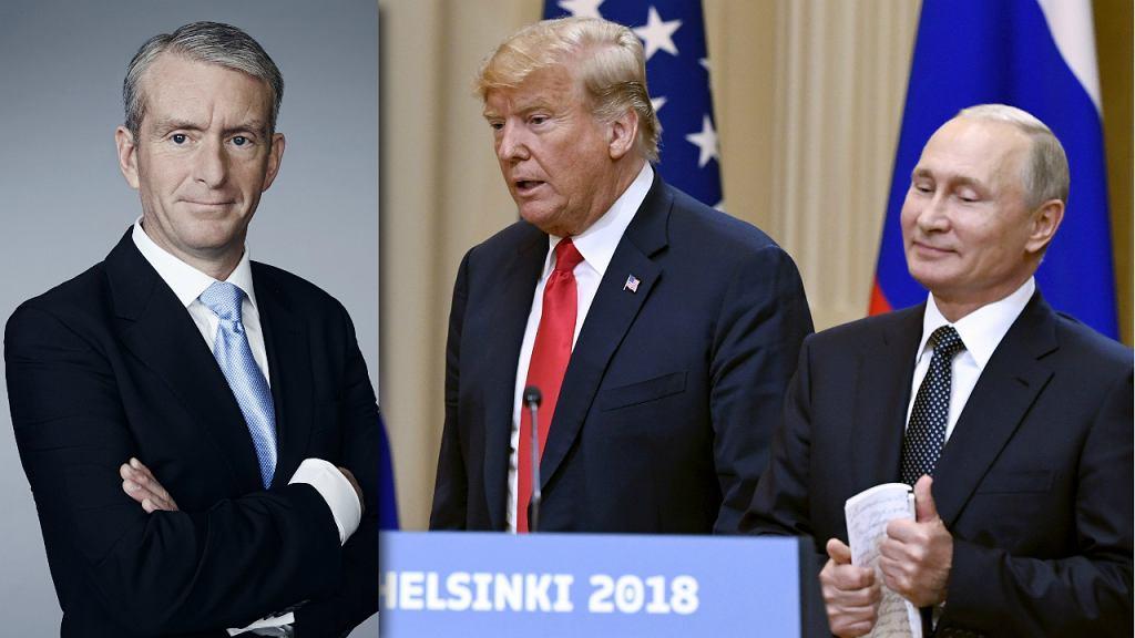 Nic Robertson | Donald Trump i Władimir Putin