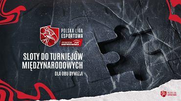 Turnieje międzynarodowe dodatkową nagrodą dla zwycięzców Polskiej Ligi Esportowej
