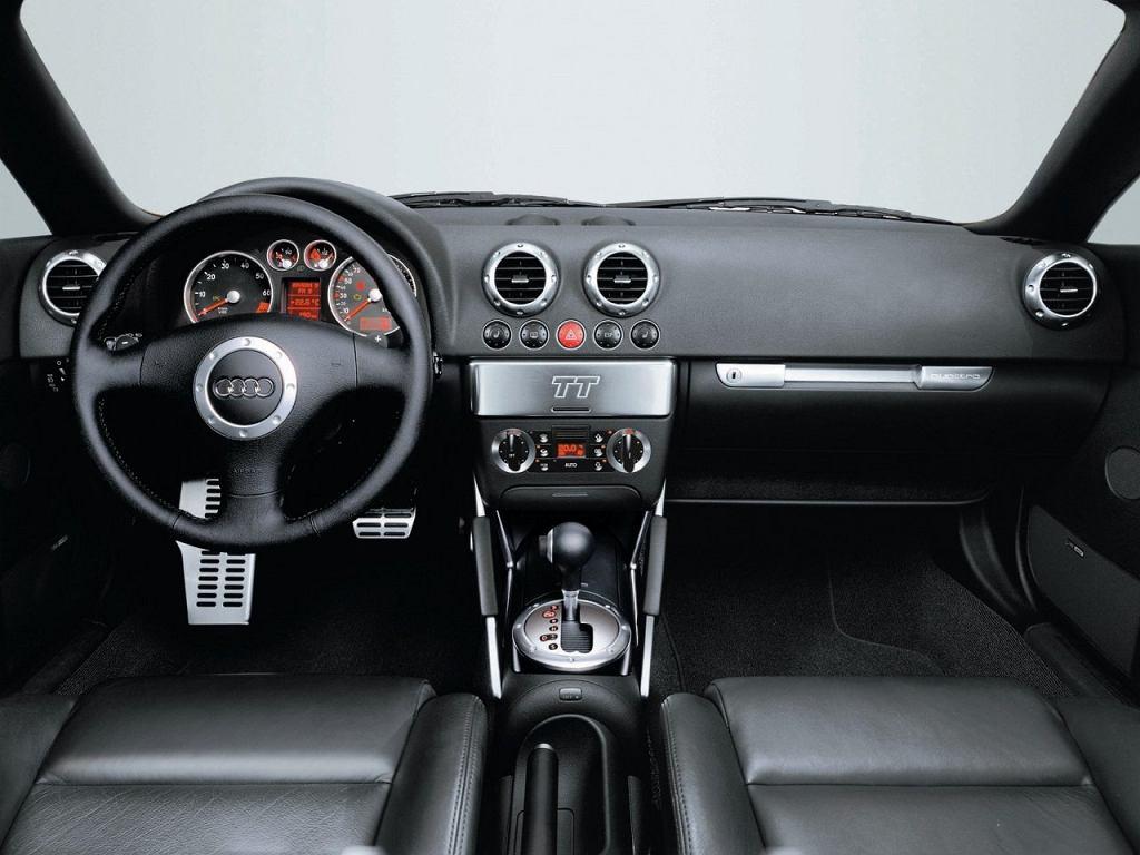 Audi TT I