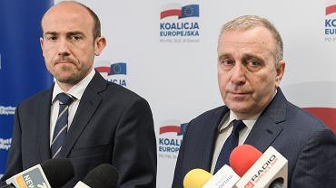 Grzegorz Schetyna i Borys Budka o pedofilii w Kościele