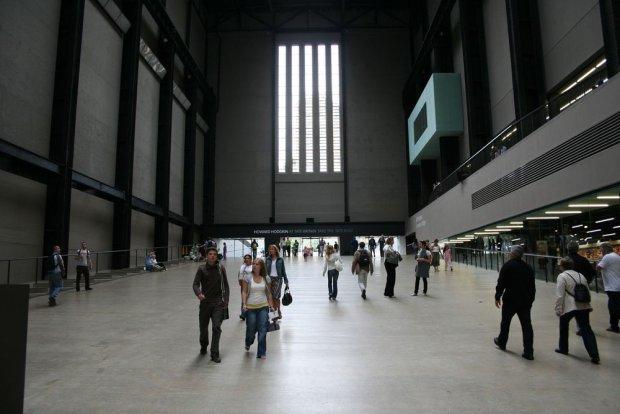 Galeria Tate Modern, Londyn / fot. Shutterstock