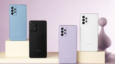 Samsung prezentuje smartfony Galaxy A52, A52 5G i A72