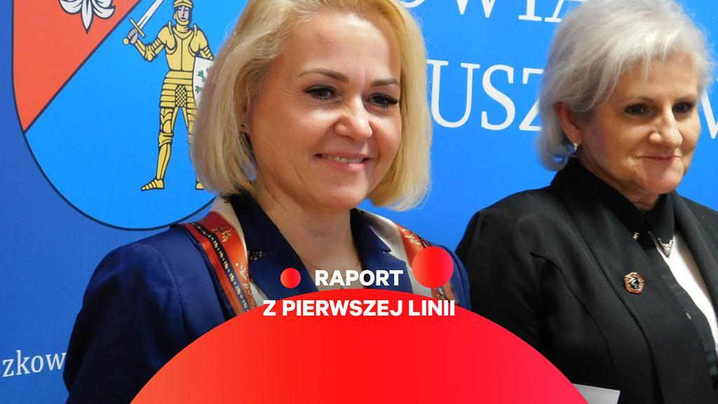 n. med. Agata Wolska, Państwowy Powiatowy Inspektor Sanitarny w Pruszkowie