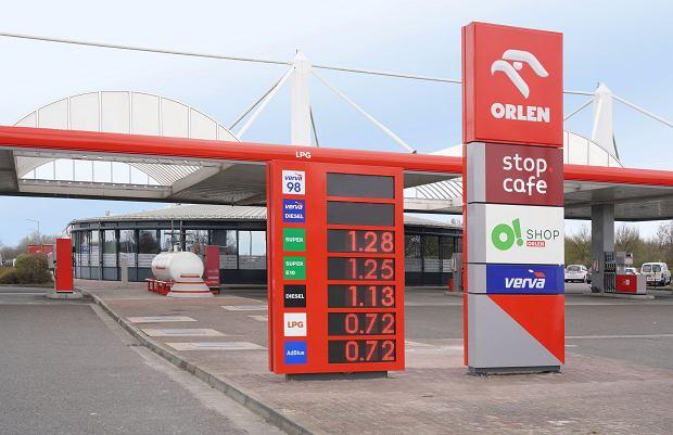 Pierwsza stacja pod marką Orlen w Niemczech