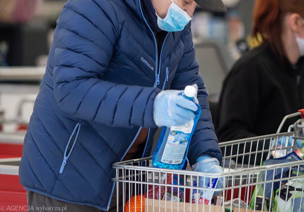 Zakupy w dobie koronawirusa