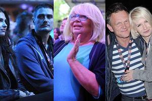 Cezary Pazura, Nina Terentiew, Tobias Solorz