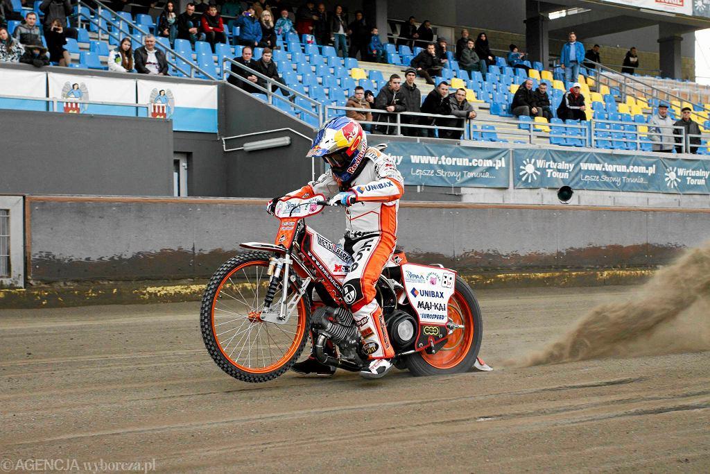 Emil Sajfutdinow na Motoarenie