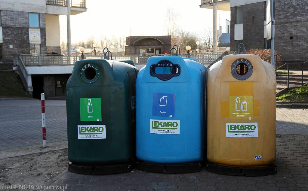 Nowe opłaty za wywóz śmieci w Warszawie