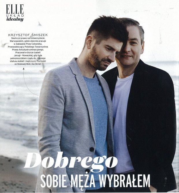 Krzysztof Śmiszek, Robert Biedroń
