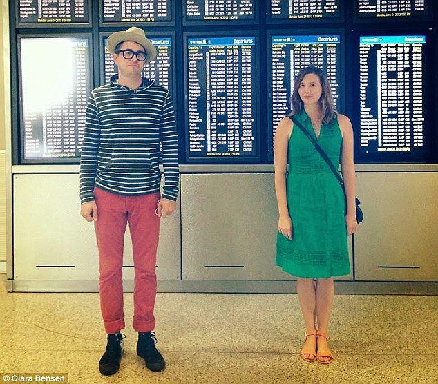 Na lotnisku w Houston