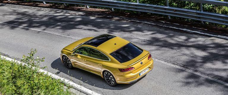 Volkswagen Arteon. Niemiecka limuzyna za 1300 złotych miesięcznie