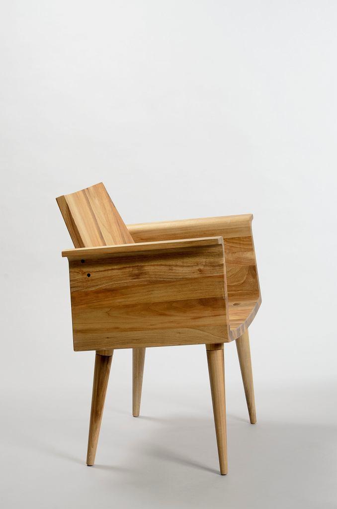 Krzesło 'Big Bottom'