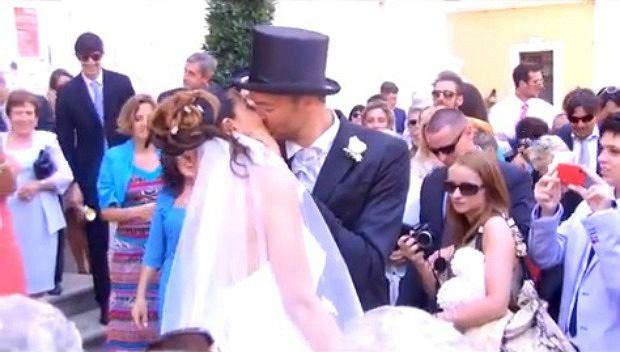 Ślub Michała Łasko