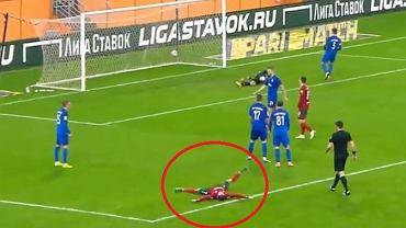 Reakcja Grzegorza Krychowiaka po golu z Tambowem