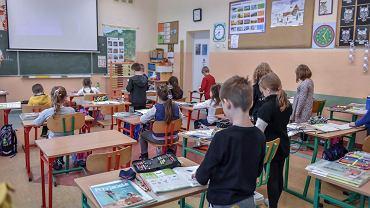 Uczniowie klas I-III  wrócili do szkół. 'Gorzowskie szkoły podstawowe są przygotowane'