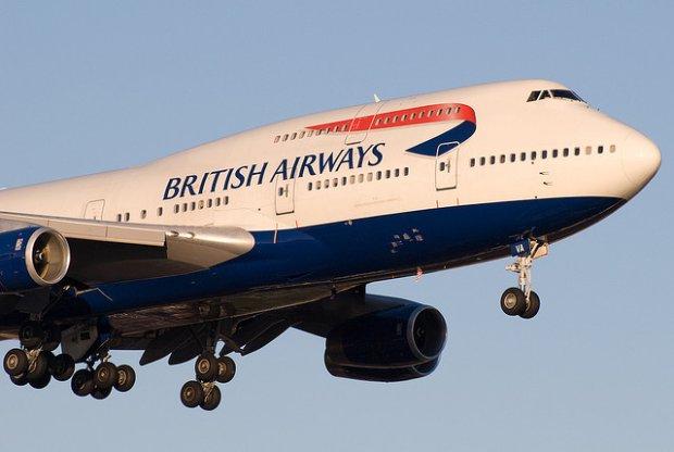 Samolot linii British Airways był zmuszony zawrócić po 30 minutach lotu. Powodem była zawartość toalety