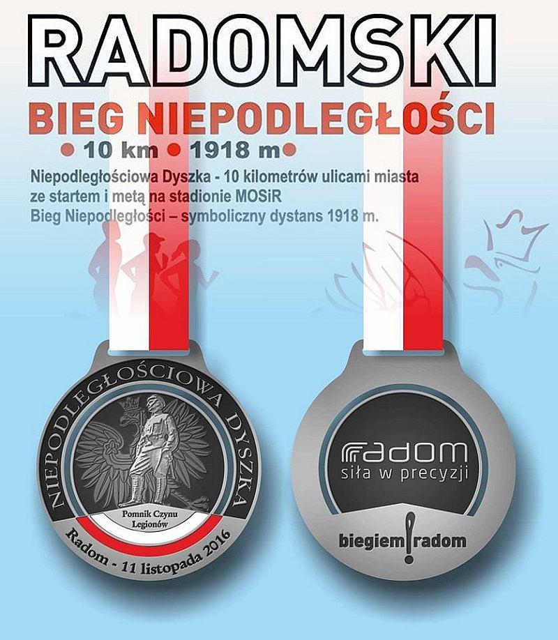 biegi masowe w Radomiu