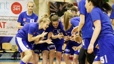Finały mistrzostw Polski koszykarek U18 w Gorzowie 2017