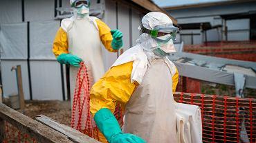 WHO ostrzega przed epidemią wirusa ebola
