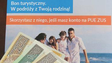 Bon turystyczny to 500 zł