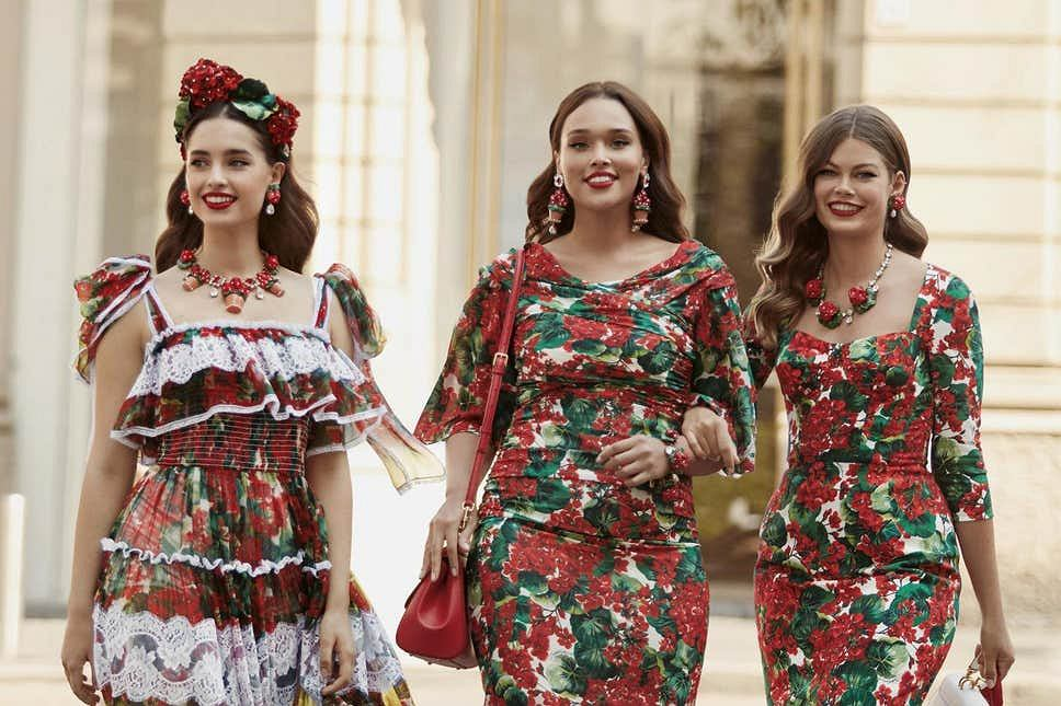 Sukienki włoskie dla kobiet, styl włoski, tanio, online