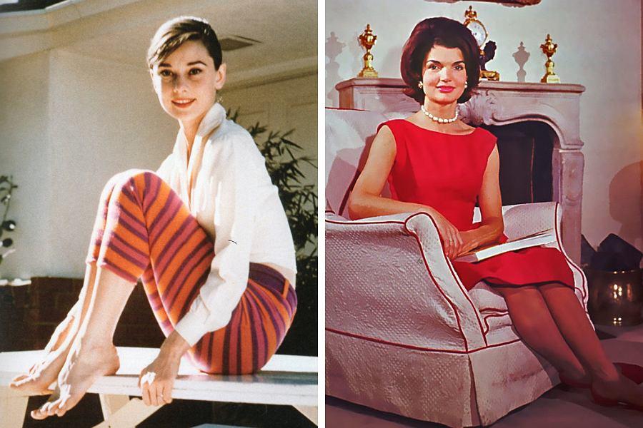 Postaw na stylizację jak gwiazdy światowego formatu! Ubieraj się jak Jackie Kennedy lub Audrey!